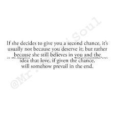 Second Chance Quotes Extraordinary Giving A Second Chance Quotes