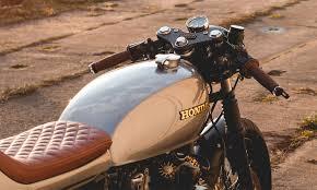 kasd custom motorcycles honda cb500
