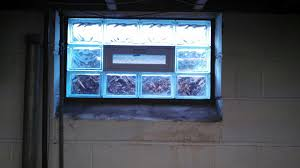 custom glass block windows