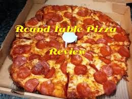 round table pizza review