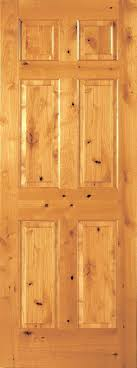 6 panel solid core door knotty alder bifold doors pine closet clear unfinished wood in see the solid core door decor and flush bi fold doors pine