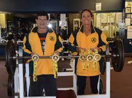 Ormiston pair world powerlifting champs | Redland City Bulletin |  Cleveland, QLD