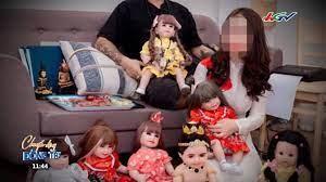 Bất Động Sản Miền Tây - MTLand - Quái dị nuôi búp bê thiên thần như trẻ con Kuma  Thong
