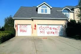 color paint garage door
