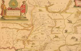 antique indian maps from 1600\u2032s antique indian maps India Map Before 1600 India Map Before 1600 #20 india map before 1600