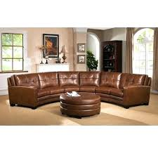 curved leather sofa back tufted medium size of sectional reclining curved leather sofa modern curved leather