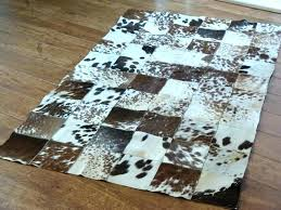 cowhide rugs for uk cow faux hide rug skin imitation custom authentic patchwork popular remodeling