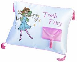 Amazon Lillian Rose Tooth Fairy Embroidered Pillow 12