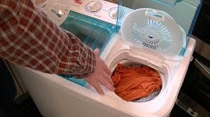 how to use the good ideas twin tub washing machine streetwize accessories portawash plus you