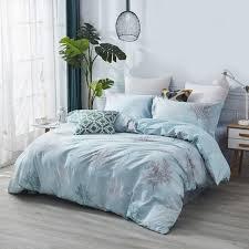 100 cotton beach themed bedding set