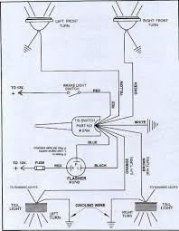 club car golf cart turn signal wiring diagram club wiring ke turn light diagram