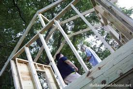 how to build a treehouse. The Easiest Way How To Build A Treehouse