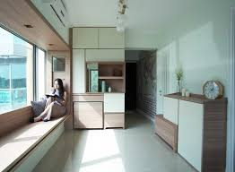 Sim-plex Has Maximized The Limited Space Of A 503-sf Apartment In Hong Kong
