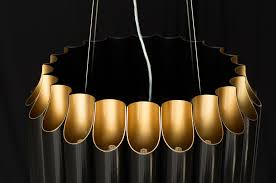 modern bauhaus chandelier gold large black bauhaus chandelier