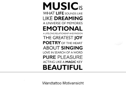 Sprüche Musik Englisch Directdrukken