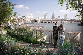 Garden Bridge Design And Construction London Mayor Launches Investigation Into Garden Bridge