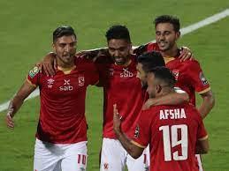 الأهلي وكايزر شيف في مباراة نهائي دوري أبطال إفريقيا 17-7-2021 - عيون مصر