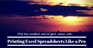 Microsoft Excel Tutorials: Including Free Practice Exercises