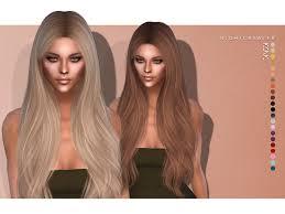 Nightcrawler Sims' Nightcrawler-Stacie (HAIR)