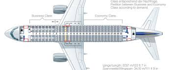 Lufthansa Releases A320neo Seat Map Airliners Net