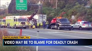Video May Be To Blame For Deadly Crash