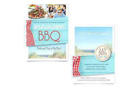 Company Summer Picnic Invitation Template Templates For Microsoft ...