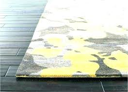 gray and yellow area rug yellow gray area rug rugs hand tufted fl pattern wool yellow