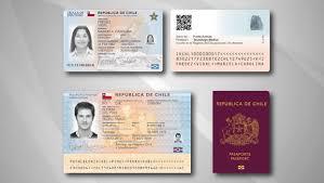 Valor En De Chile Cedula Identidad
