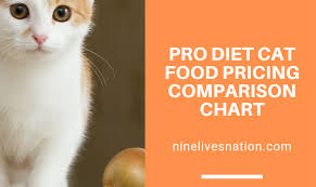 Pro Diet Cat Food Price Malaysia Comparison Chart