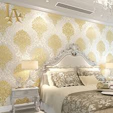 Wallpaper To Decorate Room Online Get Cheap Damask Wallpaper Aliexpresscom Alibaba Group