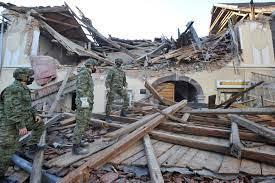 6.3 Earthquake Kills 7 in Croatia ...