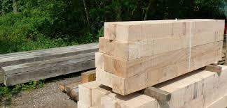 softwood and oak sleepers balcombe