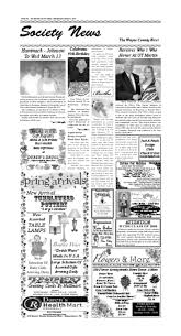 Wayne County News 03-03-10 by Chester County Independent - issuu