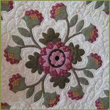 Road Trip with Bonus Quilt Shop | A Journey with Fibre & Detail of Rose of Sharon Applique Quilt Adamdwight.com