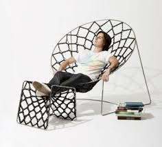 Dream Catchers Furniture Impressive Sgourakis' NOOK Chair Catches Dreams Patrician Design