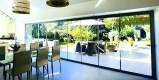 panoramic patio doors fancy folding glass and best bi fold ideas on home design upvc sliding