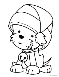 Free Printable Animal Coloring Pages Free Puppy Coloring Pages Cute