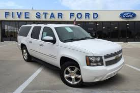 Used Chevrolet Suburban for Sale in Carrollton, TX | Edmunds