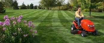 experience the simplicity of maintaining your lawn and garden