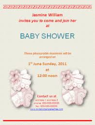 Do It Yourself Baby Shower Invitation Templates Baby Shower Invitations Templates The Grid System
