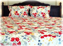 poppy duvet cover linen cloth bedding duvet luxury bedding poppy meadow red poppy duvet cover and poppy duvet cover
