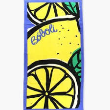 cool beach towels for girls. BOBOLI Beach Towel With Collection Print. Cool Towels For Girls