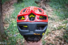 Troy Lee Designs A2 Helmet Troy Lee Designs A2 Mips Helmet First Look Ride It Out