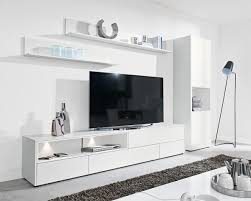 white wall storage. Unique Wall Modern Wall Storage System In Matt White TV Unit U0026 Tall Cabinet Throughout White Wall Storage A