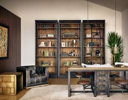 home office work table. Masculine Office Kathy Kuo Home Work Table C