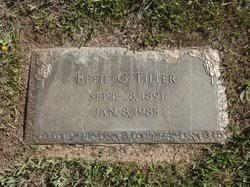 Effie Gardner Tiller (1891-1985) - Find A Grave Memorial