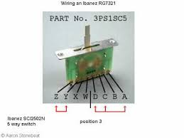 basic guitar electronics xvi wiring of an ibanez rg7321 rg320 5 Way Guitar Switch Diagram basic guitar electronics xvi wiring of an ibanez rg7321 rg320 guitar 5 way super switch wiring diagram