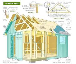 how to build a garden shed. backyard shed plans garden plan storage 10x12 gambrel how to build a
