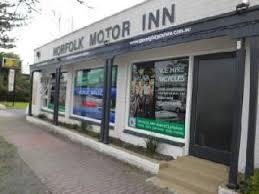 the norfolk motor inn