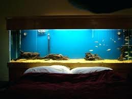 Fish Tank Bed Enchanting Frame Pictures Ideas Interior Design Head For Sale